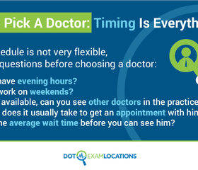 How To Pick The Best Doctor For You: 5 Questions To Ask